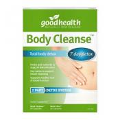 GOODHEALTH BODY CLEANSE TOTAL BODY DETOX 7 DAY DETOX
