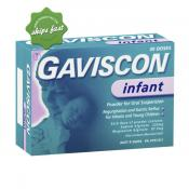 GAVISCON INFANT POWDER 30 SACHETS