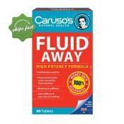 CARUSO S FLUID AWAY HIGH POTENCY 30 TABLETS