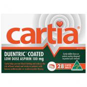 CARTIA TABLETS 28