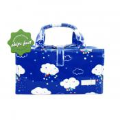 WICKED SISTER CLOUD CONFETTI LARGE HANDLE BAG