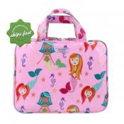 WICKED SISTA PLAYTIME FOR MERMAID LARGE HOLD ALL COSMETIC BAG