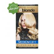 JEROME RUSSEL B BLONDE HAIR LIGHTENER LIGHT TO MEDIUM HAIR