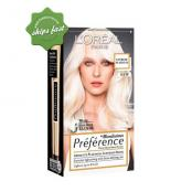 LOREAL PARIS LESBLONDISSIMES PREFERENCE EXTREME PLATINIUM HAIR COLOR (Special buy online only)