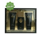 SANDORA GIFT COLLECTION GOLD BULLION 3PC SET FOR MEN