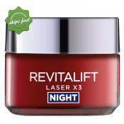 LOREAL REVITALIFT LASER X 3 NIGHT CREAM 50ML