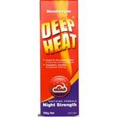 DEEP HEAT MENTHOL RUB 50G