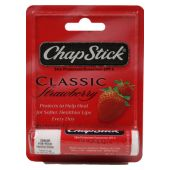 CHAPSTICK LIP BALM STRAWBERRY