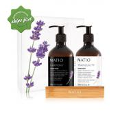 NATIO PROOM TRANQUILITY SET HAND WASH HAND BALM 2 X 300ML