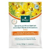 KNEIPP HERBAL BATH CRYSTAL ARNICA 60G