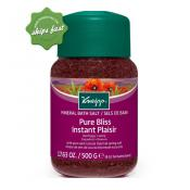 KNEIPP HERBAL BATH SALT PURE BLISS 500G (Special buy online only)