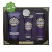 AROMAS ARTESANALES DE ANTIGUA BODY COLLECTION SET LAVENDER