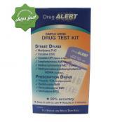 DRUG ALERT MULTI TEST KIT 5 SINGLE USE TEST