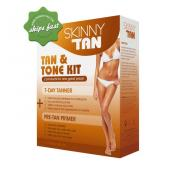 SKINNY TAN TAN AND TONE KIT 2 X150ML