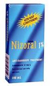 NIZORAL 1 pc SHAMPOO BLUE