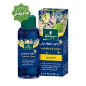 KNEIPP HERBAL BATH VALERIAN HOPS 100ML (Special buy online only)