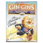 THE GINGER PEOPLE GIN GINS BOOST 31g