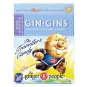 THE GINGER PEOPLE GIN GINS CARAMEL 31g