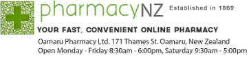 Pharmacy New Zealand Online