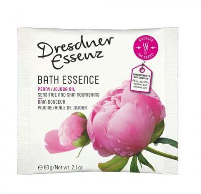 Dresdner Bath Essence Peony & Jojoba 60g