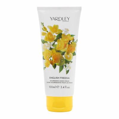 Yardley English Freesia Hand Cream 100ml