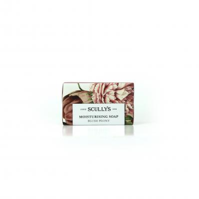 SCULLY'S BLUSH PEONY LUXURY SOAP 150GM