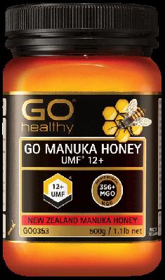 GO MANUKA HONEY UMF 12+ 500G