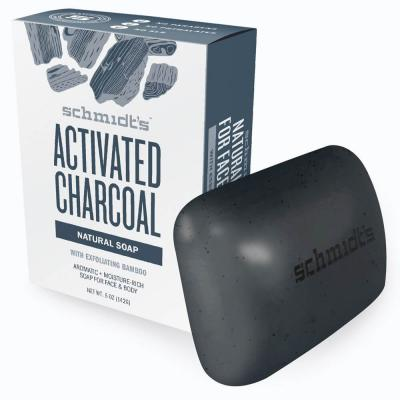 Schmidt's Bar Activated Charcoal 142g