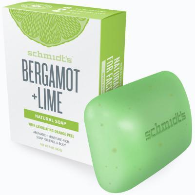 Schmidt's Bergamot Lime 142g