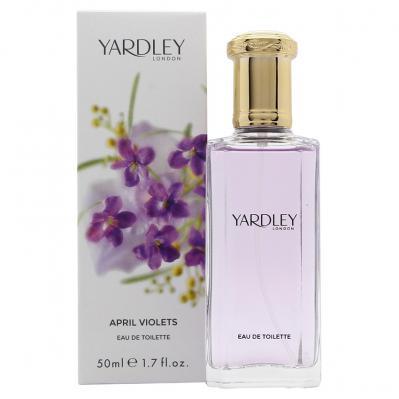 Yardley April Violets EDT 50ml