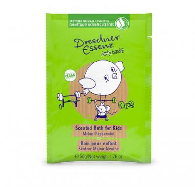 Dresdner Kids Bath Salt Melon & Peppermint 50g