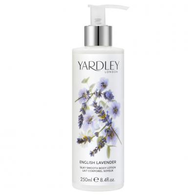Yardley English Lavender Body Lotion 250ml