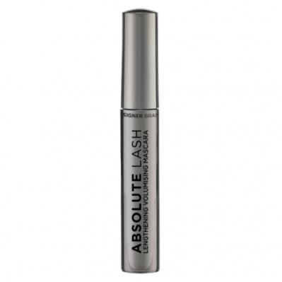 Designer Brands Absolute Lash Mascara Brown Black