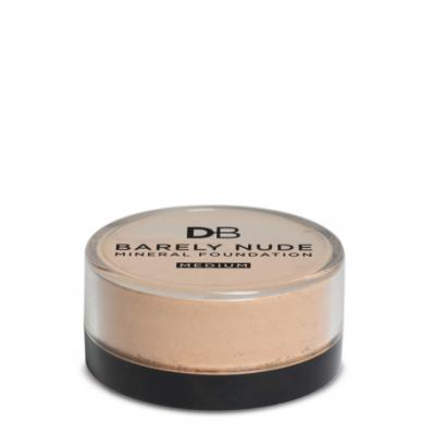 Designer Brands Barely Nude Minerals Medium