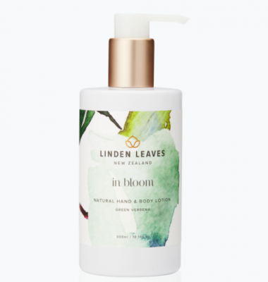 Linden Leaves In Bloom Hand & Body Lotion Green Verbena 300ml