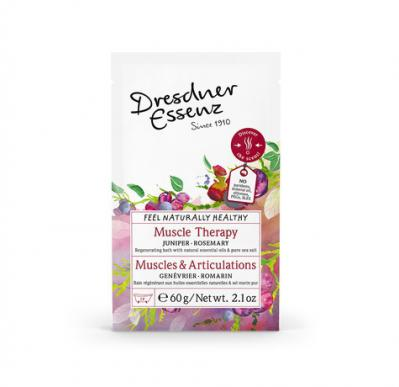 Dresdner Bath Salt Muscle Therapy 60g