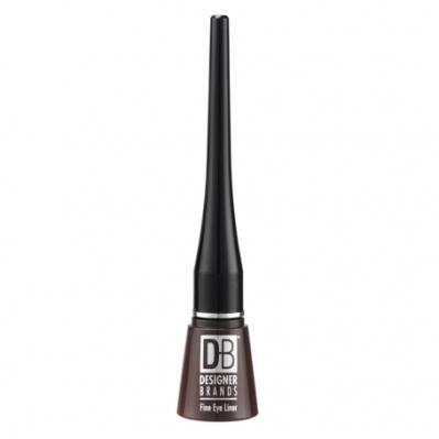 Designer Brands Liquid Eyeliner Brown Black