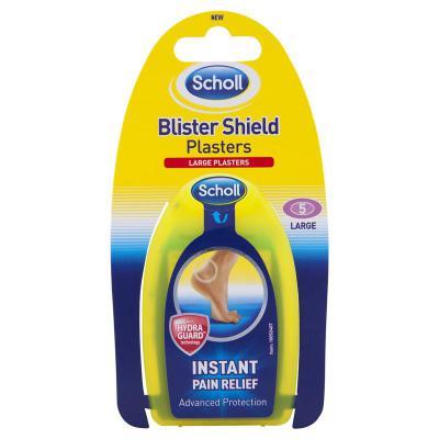 Scholl Blister Shield Plasters 5