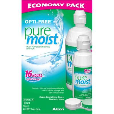 Alcon Optifree Puremoist 300ml+90ml
