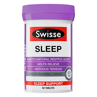 SWISSE SLEEP 60 TABLETS
