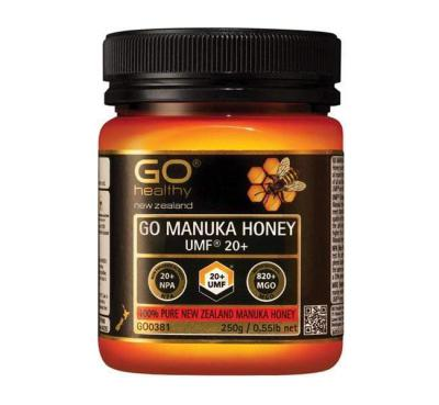 GO MANUKA HONEY UMF 20+ 250G