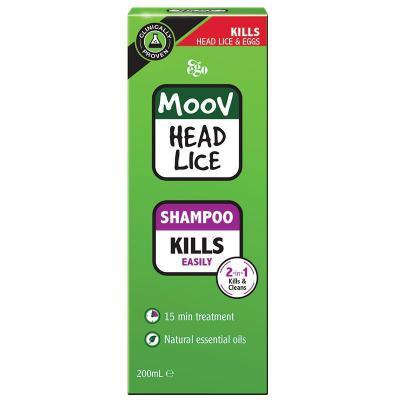 EGO Moov Shampoo 200ml