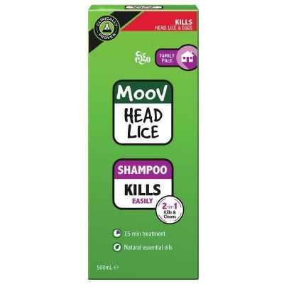EGO Moov Shampoo 500ml