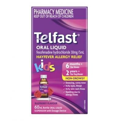 Telfast Oral Liquid Kids 60ml