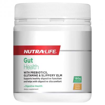 NUTRALIFE GUT HEALTH 180G POWDER