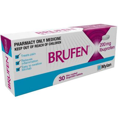 Brufen Tablets 200mg 30