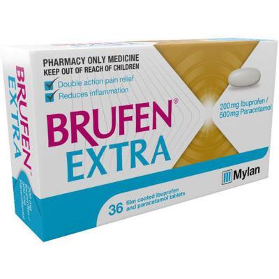 Brufen Extra Tablets 36