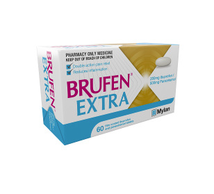 Brufen Extra Tablets 60