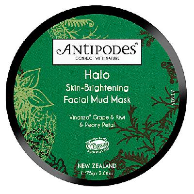 Antipodes Antipodes Halo Skin Brightening Facial Mud Mask 75