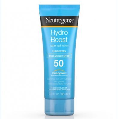 Neutrogena Hydro Boost Water Gel Lotion SPF50 88ml